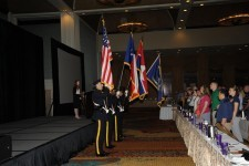 Opening Ceremony - Dallas Police Department Color Guard