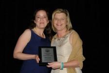 Alina Sanchez - Distinguished Member Recognition Presented by Kathy Richert