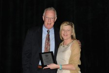 Stephen Deady - Distinguished Member Recognition Presented by Kathy Richert