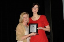 Alison Quereau - Distinguished Member Recognition Presented by Kathy Richert