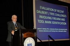 Evaluation of Recent Daubert/Frye Challenges to Firearm & Tool Mark Identification - Dr. James Hamby