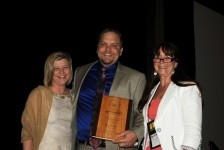 Jay Stuart - 2015 Steve Molar Key Person of the Year Award Presented by Sarah Yoshida