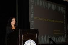 Examination of Reloading Marks - Nancy McCombs