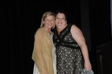Wendy Gibson - Outgoing Secretary's Award Presented by Kathy Richert