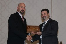 Recognition of Outgoing President (Brandon Giroux) - Travis Spinder