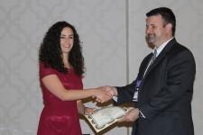 AFTE Scholarship Recipients - Naveen Abdel-Karim & Kathleen Fischer (Not in Attendance)
