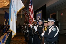 Opening Ceremony - New Orleans Police Department Honor Guard