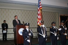 National Anthem - James Alford, Louisiana State Police