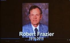 In Memoriam - Robert Frazier