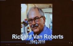 In Memoriam - Richard Van Roberts