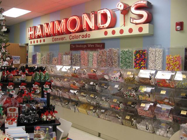 Hammonds Candy Factory