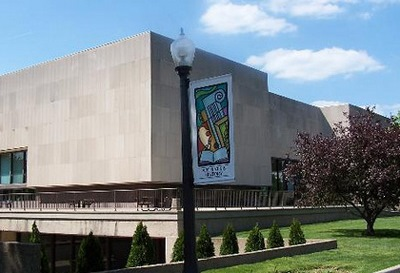 WV Cultural Center