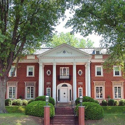 WV Governor's Mansion
