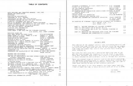 AFTE Journal Vol 13 No 4 (1981)