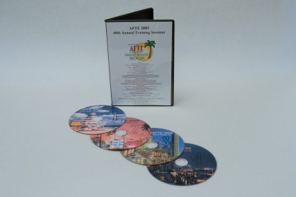 Training Seminar DVD AFTE 2009 - Miami, FL