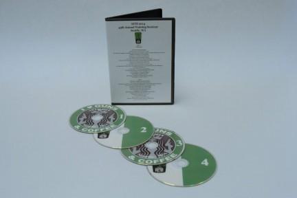 Training Seminar DVD AFTE 2014 - Seattle, WA