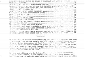 AFTE Journal Vol 10 No 1 (1978)