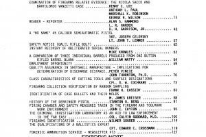 AFTE Journal Vol 17 No 3 (1985)