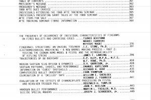 AFTE Journal Vol 20 No 4 (1988)