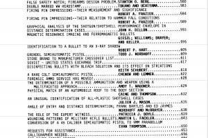 AFTE Journal Vol 21 No 4 (1989)