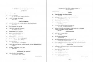 AFTE Journal Vol 31 No 3 (1999)