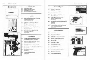 AFTE Journal Vol 31 No 4 (1999)