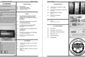 AFTE Journal Vol 32 No 3 (2000)