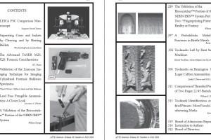 AFTE Journal Vol 36 No 4 (2004)