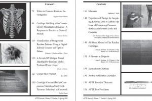 AFTE Journal Vol 37 No 2 (2005)