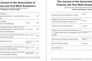 AFTE Journal Vol 38 No 3 (2006)