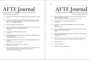 AFTE Journal Vol 46 No 2 (2014)