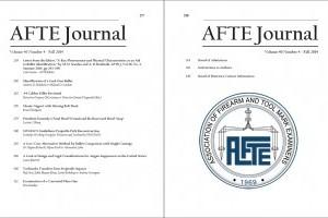 AFTE Journal Vol 46 No 4 (2014)