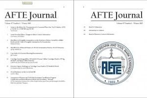 AFTE Journal Vol 47 No 1 (2015)