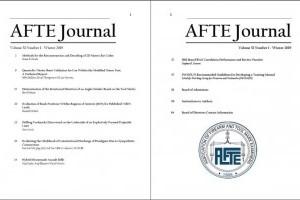 AFTE Journal Vol 51 No 1 (2019)