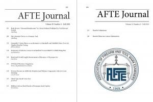 AFTE Journal Vol 51 No 4 (2019)