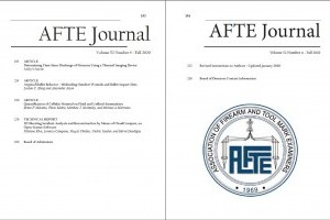 AFTE Journal Vol 52 No 4 (2020)