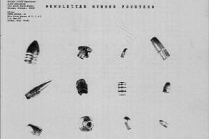 AFTE Newsletter Number 14 (1971)