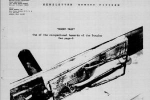 AFTE Newsletter Number 15 (1971)